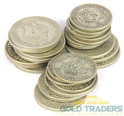 Pre-decimal Silver Coins