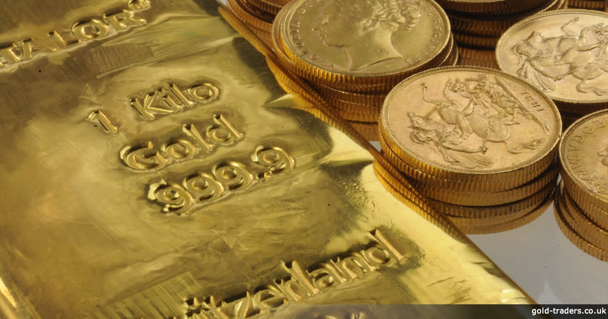 Sell Gold Bullion