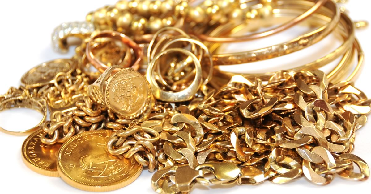 We Buy Gold Jewellery