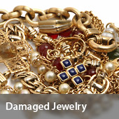 Damaged Jewellery